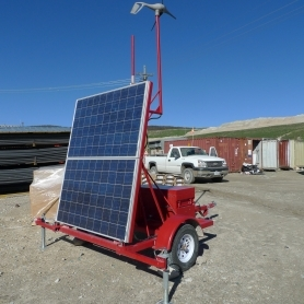 Telecom Power Trailers,