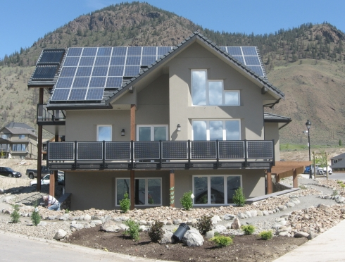 2010 Green Dream Home – Kamloops, BC,