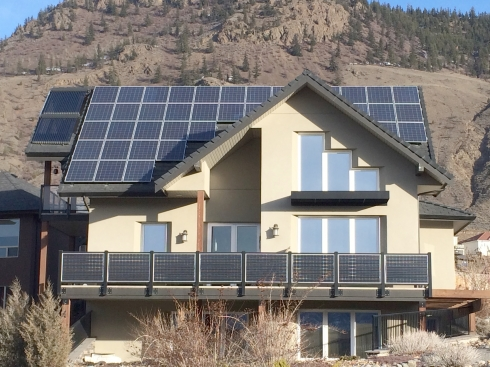 2010 YMCA Green Dream Home - Kamloops, BC,