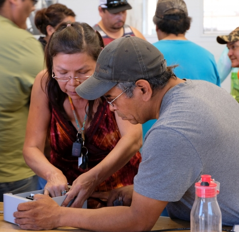 Riverside Energy Systems Delivers Solar Boot Camp in Partnership with NVIT,