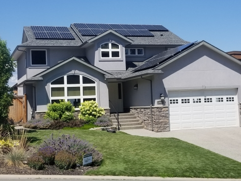 Solar PV Comes to Kamloops