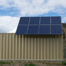 Off-Grid Domestic Water Supply and Treatment,