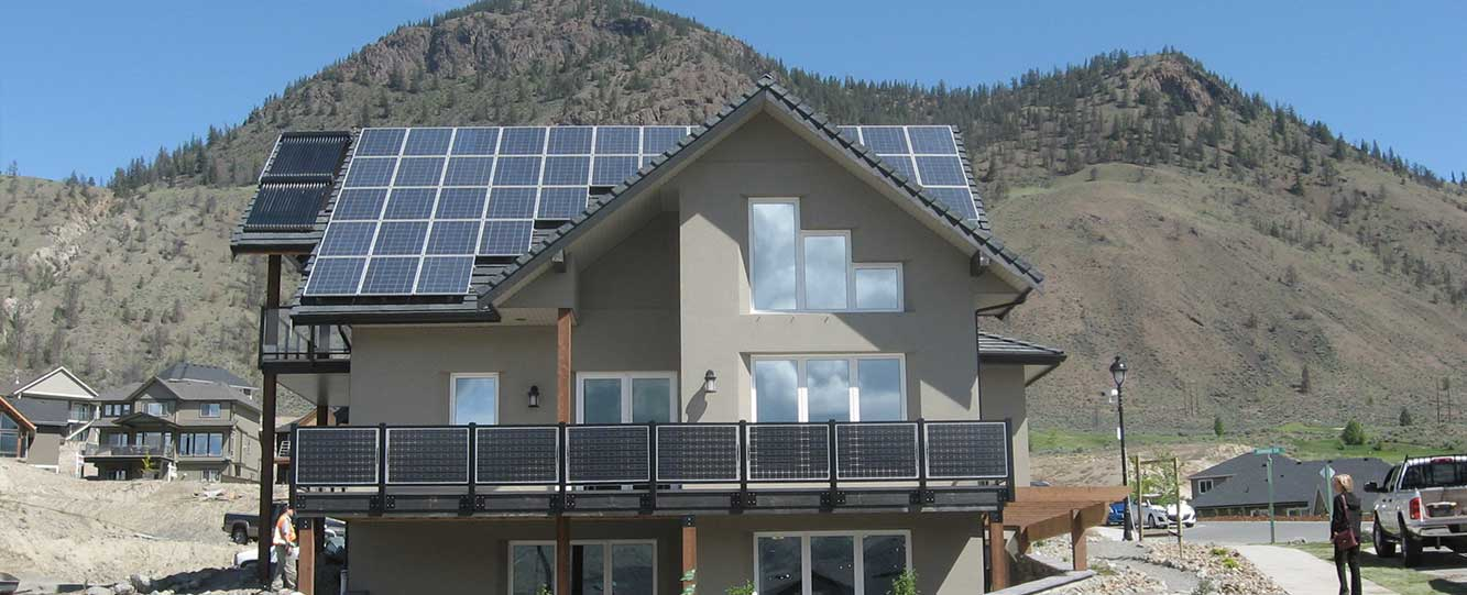 2010 Green Dream Home – Kamloops, BC