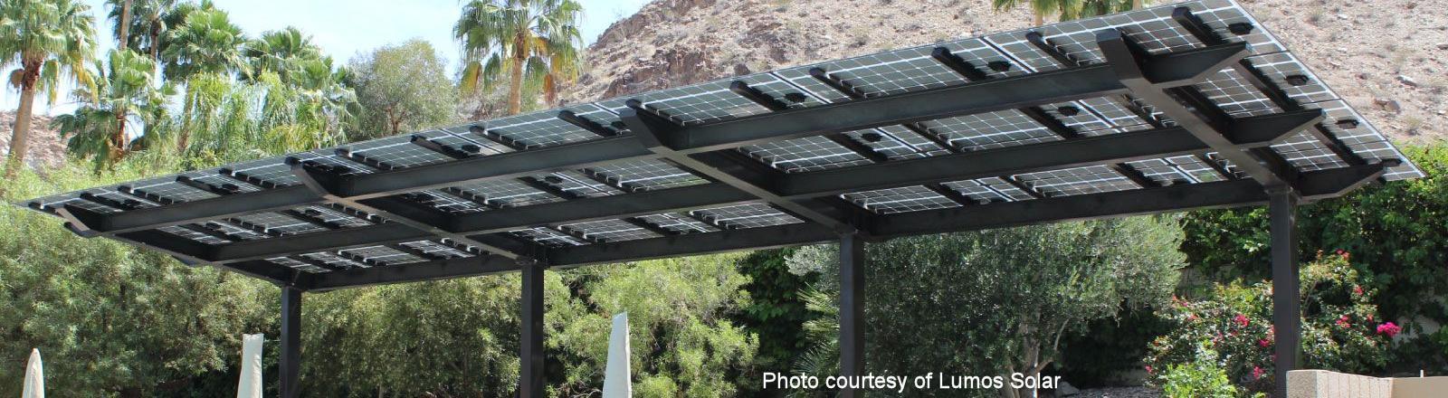 Lumos Solar Canopy