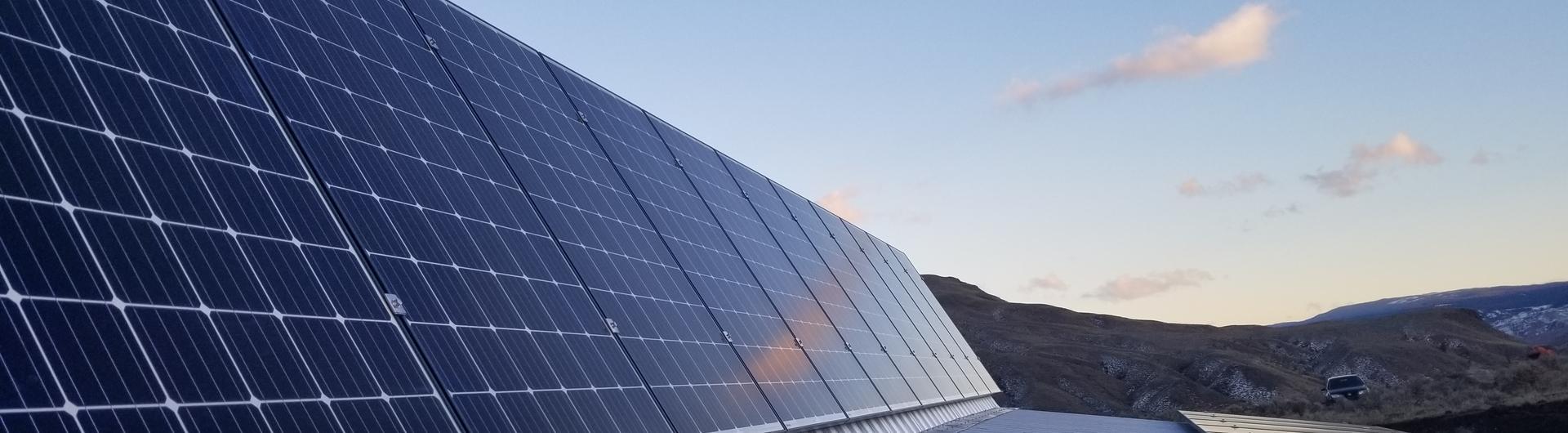 Off Grid Solar Energy Systems