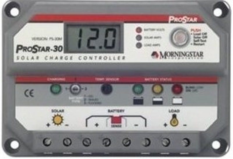 Morningstar Prostar 30m Solar Controller